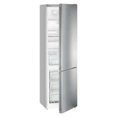 """Liebherr CNPel4813 Comfort NoFrost alulfagyasztós hűtő ezüst ,,D"""" 243/95L 201x60x66cm"""