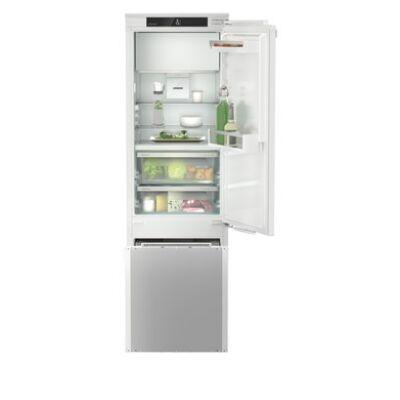Liebherr IRCf 5121  beépíthető hűtőszekrény pincerekesszel, fagyasztórekesszel és EasyFresh funkcióval 258+16 L