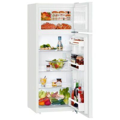 Liebherr CTP 231 Kombinált hűtő-fagyasztó készülék, felső fagyasztóval és SmartFrost funkcióval 140,1x55,0 x63,0 cm