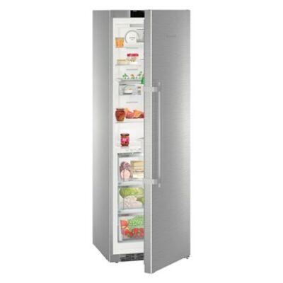 Liebherr SKBES 4380 D,szabadonálló 1 ajtós hűtő, BioFresh, 185x 60, nemesacél