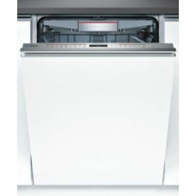 Bosch SBV68TX06E Serie 6 mosogatógép 86,5 cm magas Home Connect A+++ 60 cm teljesen beépíthető 14 terítékes