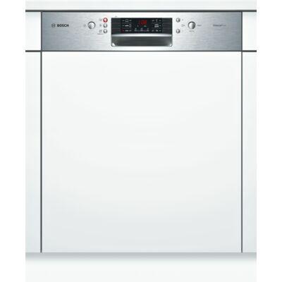 Bosch SMI46LS00E Serie 4 beépíthető mosogatógép nemesacél A++ 60 cm 13 teríték