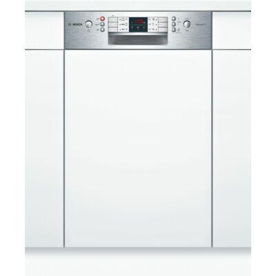 Bosch SPI46IS05E beépíthető mosogatógép inox EcoDrying 45 cm A++
