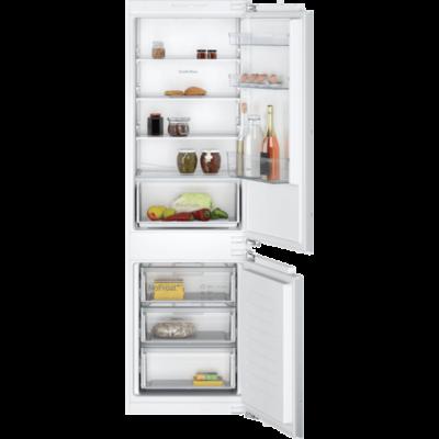 Neff KI7861FF0 beépíthető alulfagyasztós NoFrost hűtő 177cm
