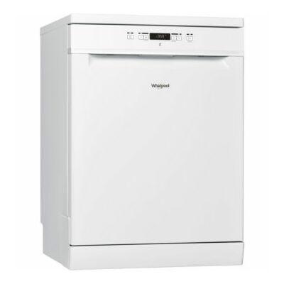 Whirlpool WFC3C26P szabadonálló mosogatógép fehér E 14 teriték 60cm