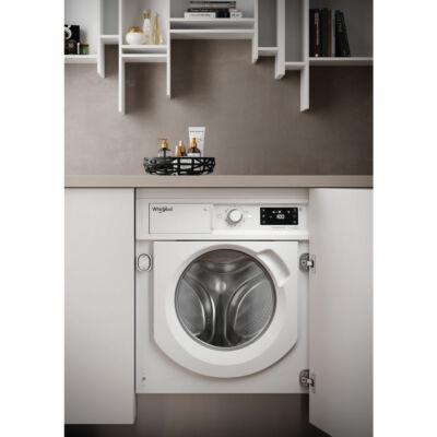 Whirlpool BI WMWG 91484E EU beépíthető mosógép A+++ 9kg 1400f/p FreshCare+ funkció