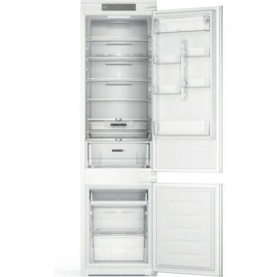 Whirlpool WHC20T352 TOTAL NOFROST beépíthető hűtőszekrény 194x55x56 Metal Multiflow
