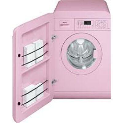 SMEG LBB140RO rózsaszín Retro mosógép