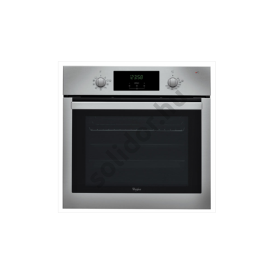Whirlpool AKP742IX ABSOLUTE design beépíthető sütő inox