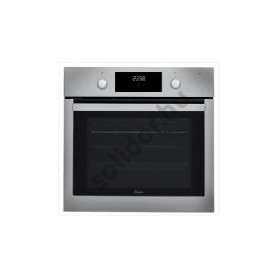 Whirlpool AKP745IX ABSOLUTE design beépíthető sütő inox