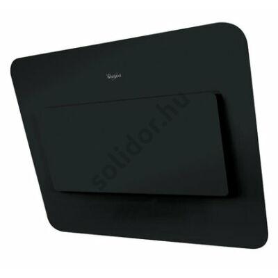 Whirlpool AKR 855/1 GBL döntött fali páraelszívó fekete üveg 80cm