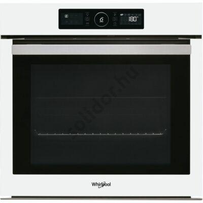 Whirlpool AKZ9 6230 WH beépíthető sütő fehér katalítikus öntisztítással 73L  ABSOLUTE design