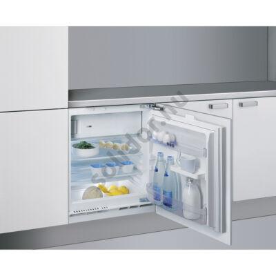 Whirlpool ARG913A+ pult alá építhető hűtő belső fagyasztóval A+ 108+18L 82cm