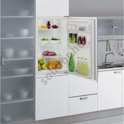 Whirlpool ARG451A+ egyajtós beépíthető hűtőszekrény A+ 130L 87cm