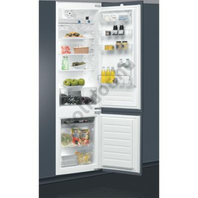 Whirlpool ART9610A+ SpaceMax beépíthető alulfagyasztós hűtőszekrény A+ 194cm LessFrost technológia Core+ felszereltség