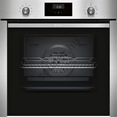 Neff B3CCE4AN0 beépíthető sütő Hide ajtó Easy Clean  tisztítási segéd