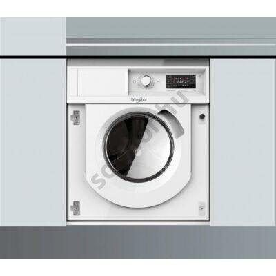 Whirlpool BI WDWG 751482 EU N   W Collection beépíthető előltöltős mosó-szárítógép 7/5kg 1400f/p
