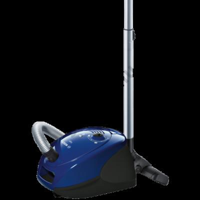 Bosch BSG6A210A porzsákos porszívó kék/metál 700W