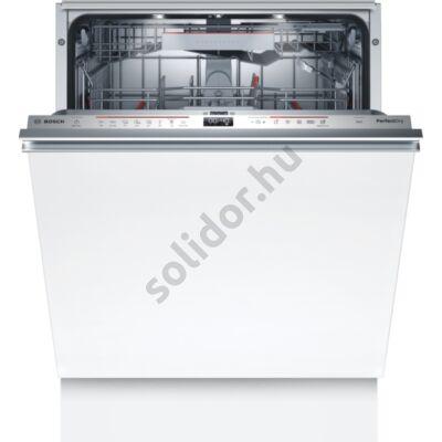 Bosch SMV6ZDX49E S6 HC teljesen beépíthető mosogatógép PerfectDry Zeolith 3.kosár TimeLight