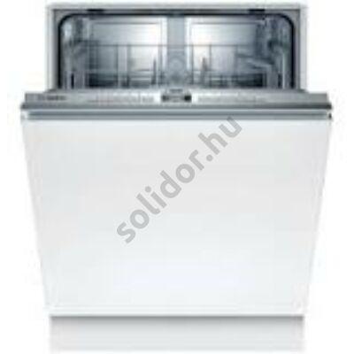 Bosch SMV4HTX31E Serie4 Home Connect teljesen beépíthető mosogatógép hőcserélős kondenzációs szárítás InfoLight A++ 60cm 12 terítékes