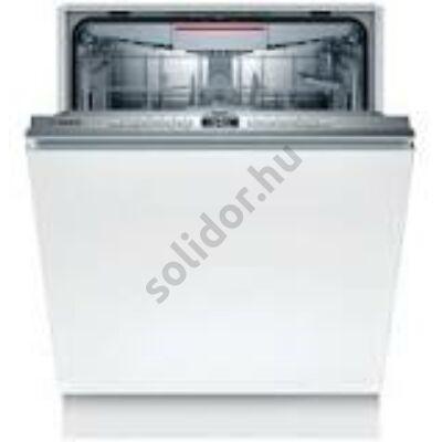 Bosch SMV4HVX33E Serie4 Home Connect teljesen beépíthető mosogatógép hőcserélős kondenzációs szárítás  VarioDrawer kosár InfoLight A++ 60cm 13 terítékes