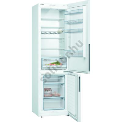 Bosch KGV39VWEA Serie 4 fehér kombinált hűtő A++ 248/94L 201x60x65cm