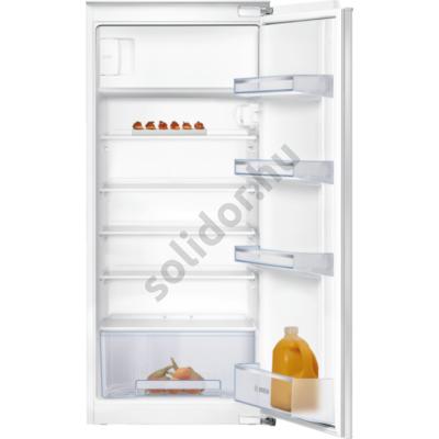 Bosch KIL24NFF0 Serie 2 hűtő egyajtós beépíthető A++ 183/17L 123x56x55cm