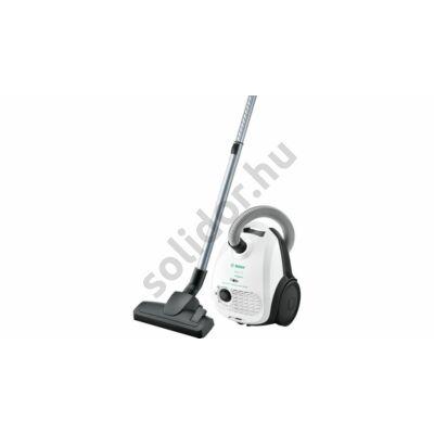 Bosch BGB2HYG1 Serie2 ProHygienic porszívó fehér zajszint 80 dB[A] HEPA H15 filter