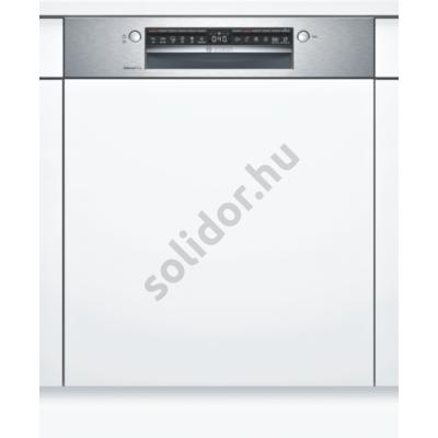 Bosch SMI4ECS14E S4 HC beépíthető mosogatógép nemesacél EfficientDry szárítás