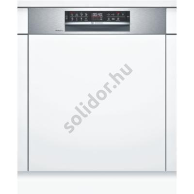 Bosch SMI6ZCS49E S6 HC beépíthető mosogatógép nemesacél PerfectDry Zeolith