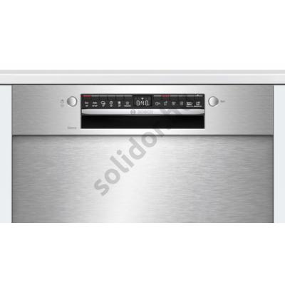 Bosch SMU4HVS31E Serie 4 aláépíthető mosogatógép Home Connect A++ 60cm VarioDrawer evőeszközfiókkal