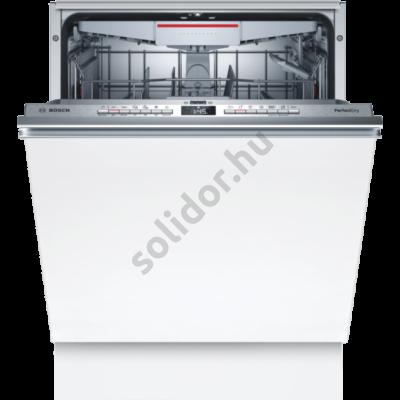 Bosch SMV6ZCX00E Serie6 Home Connect teljesen beépíthető mosogatógép PerfectDry Zeolith VarioDrawer kosár InfoLight A+++ 60 cm 14 terítékes