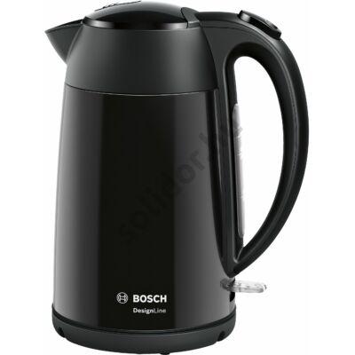 Bosch TWK3P423 DesignLine vízforraló fényes fekete 1,7L