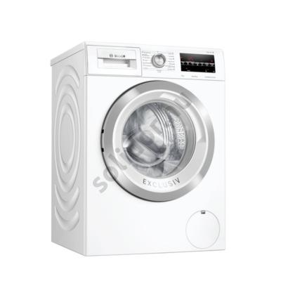 Bosch WAU28T90BY Serie6 elöltöltős mosógép inox-fehér ajtó A+++ 9kg 1400f/p AquaStop