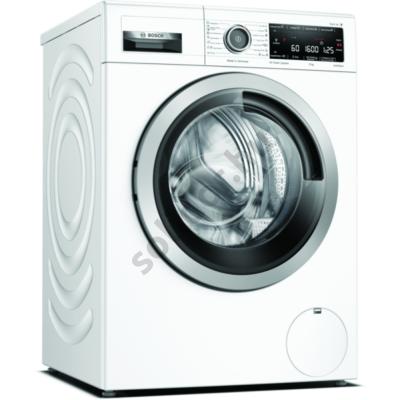 Bosch WAX32M40BY Serie8 elöltöltős mosógép Made in Germany 9kg 1600f/p 4D WashSystem AquaStop