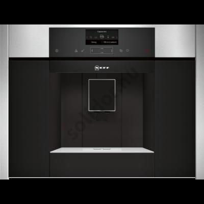 Neff C15KS61N0 beépíthető automata kávéfőző 45cm TFT kijelző