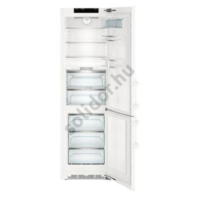 """Liebherr CBNi4858 Premium BioFresf NoFrost BLUPerformance 7"""" alulfagyasztós hűtő fehér A+++ -20% 146/97/101L 201x60x66cm"""