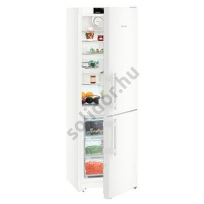 Liebherr CN3515 Comfort NoFrost alulfagyasztós hűtő fehér A++ 221/87L 182x60x63cm