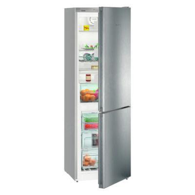 Liebherr CNel4313 Comfort NoFrost alulfagyasztós hűtő ezüst A++ 209/95L 186x60x66cm