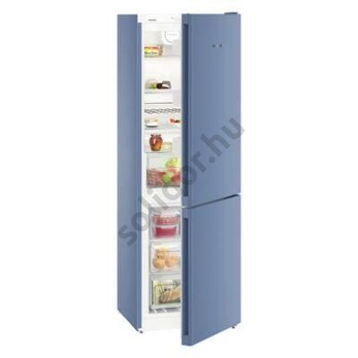 """Liebherr CNfb 4313 Comfort NoFrost alulfagyasztós hűtő FrozenBlue ,,E"""" 209/95L 186x60x66cm"""