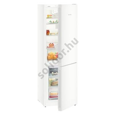 """Liebherr CP4313 alulfagyasztós hűtő fehér ,,D"""" 209/99L 186x60x66cm"""