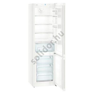 """Liebherr CP4813 alulfagyasztós hűtő fehér ,,D"""" 224/88L 201x60x66cm"""