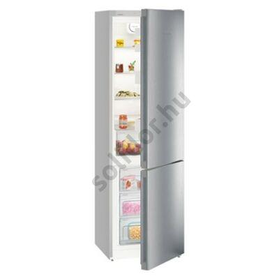 Liebherr CPel4813 alulfagyasztós hűtő ezüst A+++ 224/88L 201x60x66cm