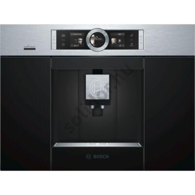 Bosch CTL636ES6 Serie 8 Home Connect beépíthető automata kávéfőző 45cm