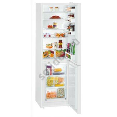 Liebherr CU3331 Comfort A++ 212/84L fehér alulfagyasztós hűtőszekrény 181,2x55x63cm