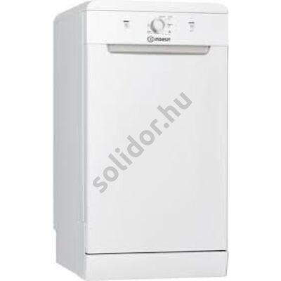 Indesit DSFE 1B10 mosogatógép fehér 45cm A+ szabadonálló