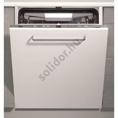 Teka DW858 FI teljesen beépíthető, 3 kosaras, 14 terítékes mosogatógép