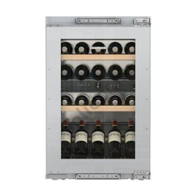 Liebherr EWTdf1653 Vinidor beépíthető borhűtő 30 palack 88cm  dekorpanellel