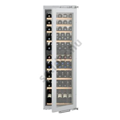 Liebherr EWTdf3553 Vinidor beépíthető borhűtő 80 palack 178cm dekorpanellel