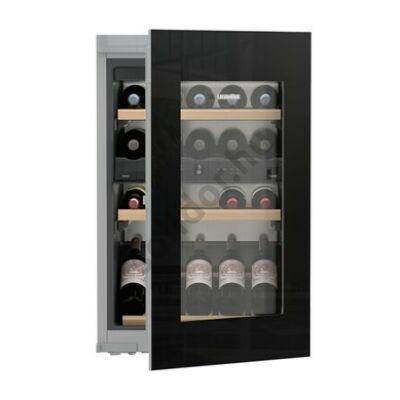 Liebherr EWTgb1683 Vinidor beépíthető borhűtő fekete 30 palack 88cm